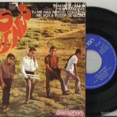 Discos de vinilo: LOS JOVENES EP TRAEME TU AMOR + 3 1965. Lote 58633666