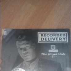 Discos de vinilo: THE ROYAL MALE .EP. - DUKE - RECORDED DELIVERY - DOG CATCHER ,NIGHTRAIN , I´M COMING - IMPORTACION. Lote 58637396