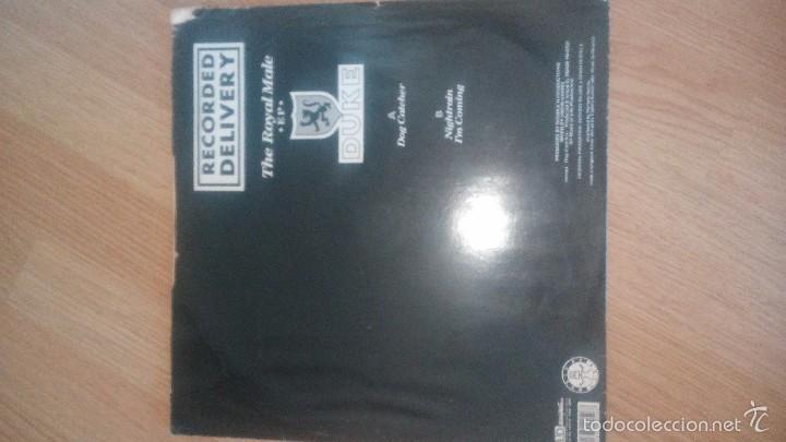 Discos de vinilo: THE ROYAL MALE .EP. - DUKE - RECORDED DELIVERY - DOG CATCHER ,NIGHTRAIN , I´M COMING - IMPORTACION - Foto 2 - 58637396