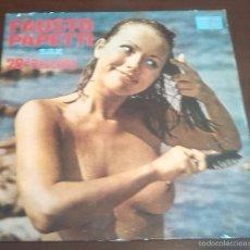 FAUSTO PAPETTI - SAX 20 RACCOLTA - LP - 1977