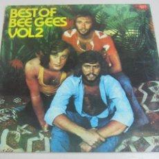 Discos de vinilo: LP BEST OF BEE GEES. VOL2. POLYDOR, MADRID. 1973. Lote 58661560