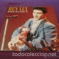 Discos de vinilo: REY LUI QUIERO SER COMO TU - SAN ANTONIO DE LA FLORIDA. Lote 58661682