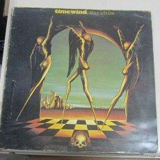Discos de vinilo: LP TIMEWIND. KLAUS SCHULZE. 1975. VIRGIN RECORDS.. Lote 87546454