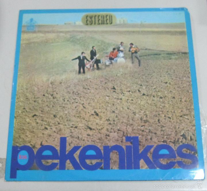LP LOS PEKENIKES. LADY PEPA. HISPAVOX. MADRID. (Música - Discos - LP Vinilo - Grupos Españoles 50 y 60)