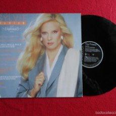 Discos de vinilo: SYLVIE VARTAN - TENDREMENT // LP // EDITADO EN ALEMANIA // 1984 // ÚNICO EN TC // COMO NUEVO. Lote 58666050