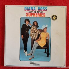 Discos de vinilo: DIANA ROSS AND THE SUPREMES - GRANDES ÉXITOS // ESPAÑA // 1969 // PORTADA ABIERTA. Lote 58668232