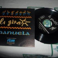 Discos de vinilo: LA GIRA MANUELA. Lote 58670329
