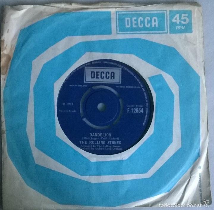 rolling stones  dandelion/ we love you  decca, - Buy Vinyl