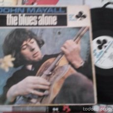 Discos de vinilo: JOHN MAYALL - THE BLUES ALONE. Lote 58676370