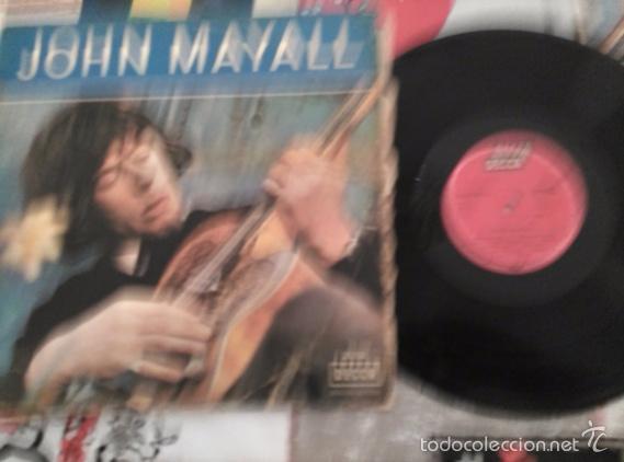 JOHN MAYALL - THE BLUES ALONE (Música - Discos - LP Vinilo - Pop - Rock Extranjero de los 50 y 60)