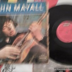 Discos de vinilo: JOHN MAYALL - THE BLUES ALONE. Lote 58676374
