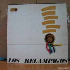 Discos de vinilo: LOS RELAMPAGOS - IDEM - ZAFIRO-NOVOLA ZN 6-3 - 1967. Lote 58681270