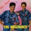 Discos de vinilo: LOS RUISEÑORES / SALSA PICANTE / ESPAÑA 92 + 2 (EP 1992). Lote 58686118