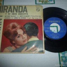 Discos de vinilo: JOHNNY MIRANDA Y SU GRAN ORQUESTA. Lote 58687208