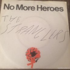 Discos de vinil: THE STRANGLERS - NO MORE HEROES 1977. Lote 58689595