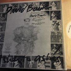 Discos de vinilo: DAVID BOWIE DJ ALBUM SAMPLER PROMO (SPACE ODDITY +3) 12 INCH RCA DJL1-3795 (VINF). Lote 58690142