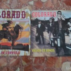 Discos de vinilo: LOTE 2 SINGLES COLORADO C. Lote 58706416