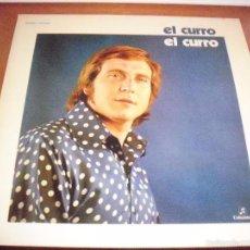 Discos de vinilo: LP DE EL CURRO, EL CURRO. EDICION COLUMBIA DE 1976. . Lote 58706661