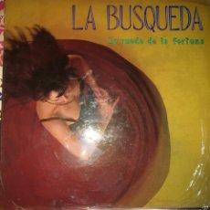 Discos de vinilo: LA BUSQUEDA «LA RUEDA DE LA FORTUNA». Lote 58717912