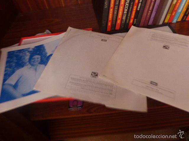 Discos de vinilo: LA PERICHOLE, TERESA BERGANZA, JOSE CARRERAS Y GABRIEL BACQUIER, DOS DISCO EN CAJA CON LIBRETO 1982 - Foto 4 - 58722588