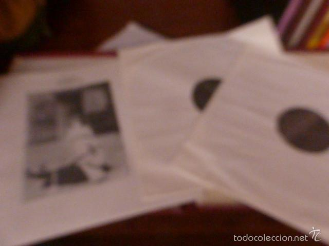 Discos de vinilo: CAJA CON 2 DISCOS Y LIBRETO. PUCCINI - TOSCA - Foto 4 - 58726443