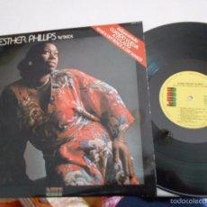 Dischi in vinile: ESTHER PHILLIPS-LP W/BECK- ESPAÑOL 1975- NUEVO. Lote 58726751