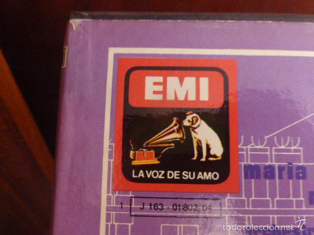 Discos de vinilo: CAJA CON 3 DISCOS Y LIBRETO. RIGOLETTO DE VERDI - Foto 4 - 58726601