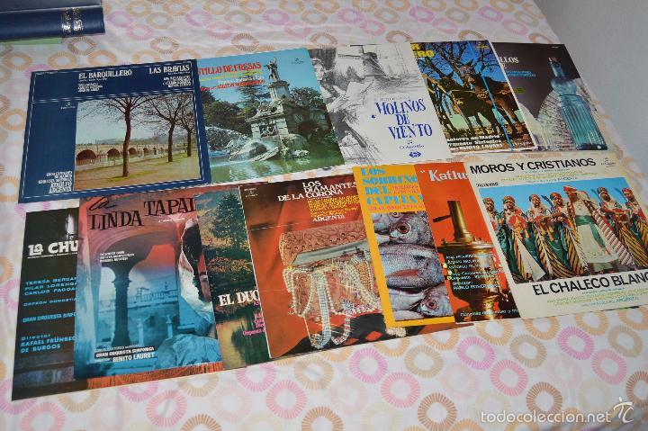 Discos de vinilo: Lotazo de 12 LPs de COLUMBIA - En estado PERFECTO, Zarzuelas variadas, mínimo uso + REGALO ¡Mira! - Foto 2 - 58726885