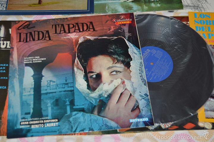 Discos de vinilo: Lotazo de 12 LPs de COLUMBIA - En estado PERFECTO, Zarzuelas variadas, mínimo uso + REGALO ¡Mira! - Foto 3 - 58726885