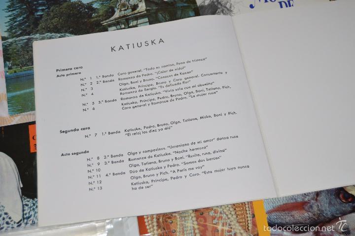 Discos de vinilo: Lotazo de 12 LPs de COLUMBIA - En estado PERFECTO, Zarzuelas variadas, mínimo uso + REGALO ¡Mira! - Foto 5 - 58726885