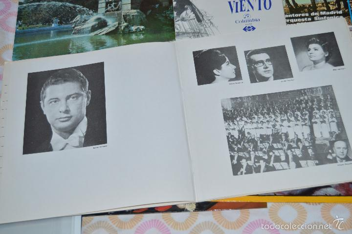 Discos de vinilo: Lotazo de 12 LPs de COLUMBIA - En estado PERFECTO, Zarzuelas variadas, mínimo uso + REGALO ¡Mira! - Foto 6 - 58726885
