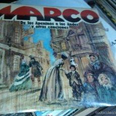 Discos de vinilo: MARCO - LP - COMO NUEVO . Lote 58729490