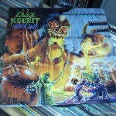 Discos de vinilo: LAAZ ROCKIT – ANNIHILATION PRINCIPLE LP 1989 SPAIN. Lote 58760035