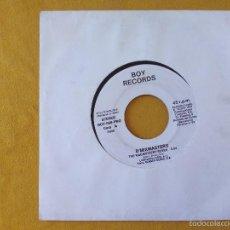 Discos de vinil: D'MIXMASTERS, THE MAGNIFICENT SEVEN (BOY) SINGLE PROMOCIONAL ESPAÑA. Lote 58789466