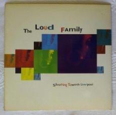 Discos de vinilo: LOUD FAMILY, THE - SLOUCHING TOWARD LIVERPOOL (ALIAS 1993) LP 10 PULGADAS SCOTT MILLER GAME THEORY. Lote 38186886