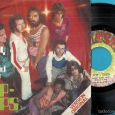 Discos de vinilo: POP TOPS: MAMY BLUE / GRIEF AND FORTUNE. Lote 58838161