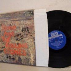 Discos de vinilo: THE ROLLING STONES =STONE AGE= =DECCA= COLUMBIA MADRID= AÑO 1971=. Lote 58872006