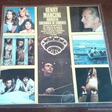 Discos de vinilo: HENRY MANCINI - ORQUESTA SINFONICA DE LONDRES - LP -1976. Lote 58872271