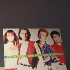 Discos de vinilo: PREFAB SPROUT FROM LANGLEY PARK TO MEMPHIS LP. Lote 58877296
