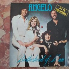 Discos de vinilo: MUSICA SINGLE ANGELO BROTHERHOOD OF MAN OJ.C. Lote 58885921