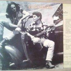 Discos de vinilo: MIRANDA - LP - POLYDOR 1993 - DUOS CON MIGUEL BOSÉ - AMAIA LIBERATA + AS DE PRODUCTORES. Lote 58889331