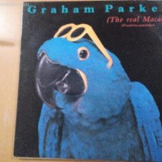 Discos de vinilo: GRAHAM PARKER THE REAL MACAW LP SPAIN. Lote 58896346