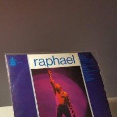 Discos de vinilo: RAPHAEL LP 1965. Lote 58907605