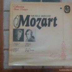Discos de vinilo: MICHELLE BOEGNER - MOZART. Lote 58913405