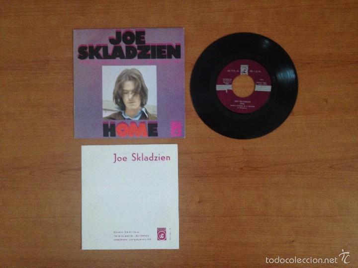 JOE SKLADZIEN + OM (1970 CONCENTRIC) (Música - Discos de Vinilo - EPs - Grupos Españoles de los 70 y 80)