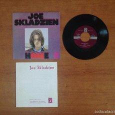 Discos de vinilo: JOE SKLADZIEN + OM (1970 CONCENTRIC). Lote 58936570