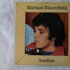 Discos de vinilo: MIKE BLOOMFIELD, ANALINE (SONET) LP PORTUGAL - NICK GRAVENITES MARK NAFTALIN. Lote 58949370