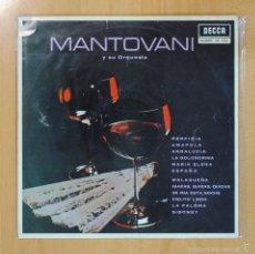 Discos de vinilo: MANTOVANI - MANTOVANI Y SU ORQUESTA - LP. Lote 58977741