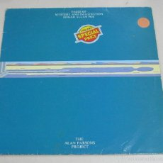 Discos de vinilo: LP. TALES OF MYSTERY AND IMAGINATION. EDGAR ALLAN POE. THE ALAN PARSONS PROJECT. 1976. Lote 58982640