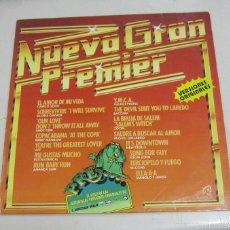 Discos de vinilo: LP. NUEVA GRAN PREMIER. VERSIONES ORIGINALES. FOCO S.A. 1979. Lote 58985000